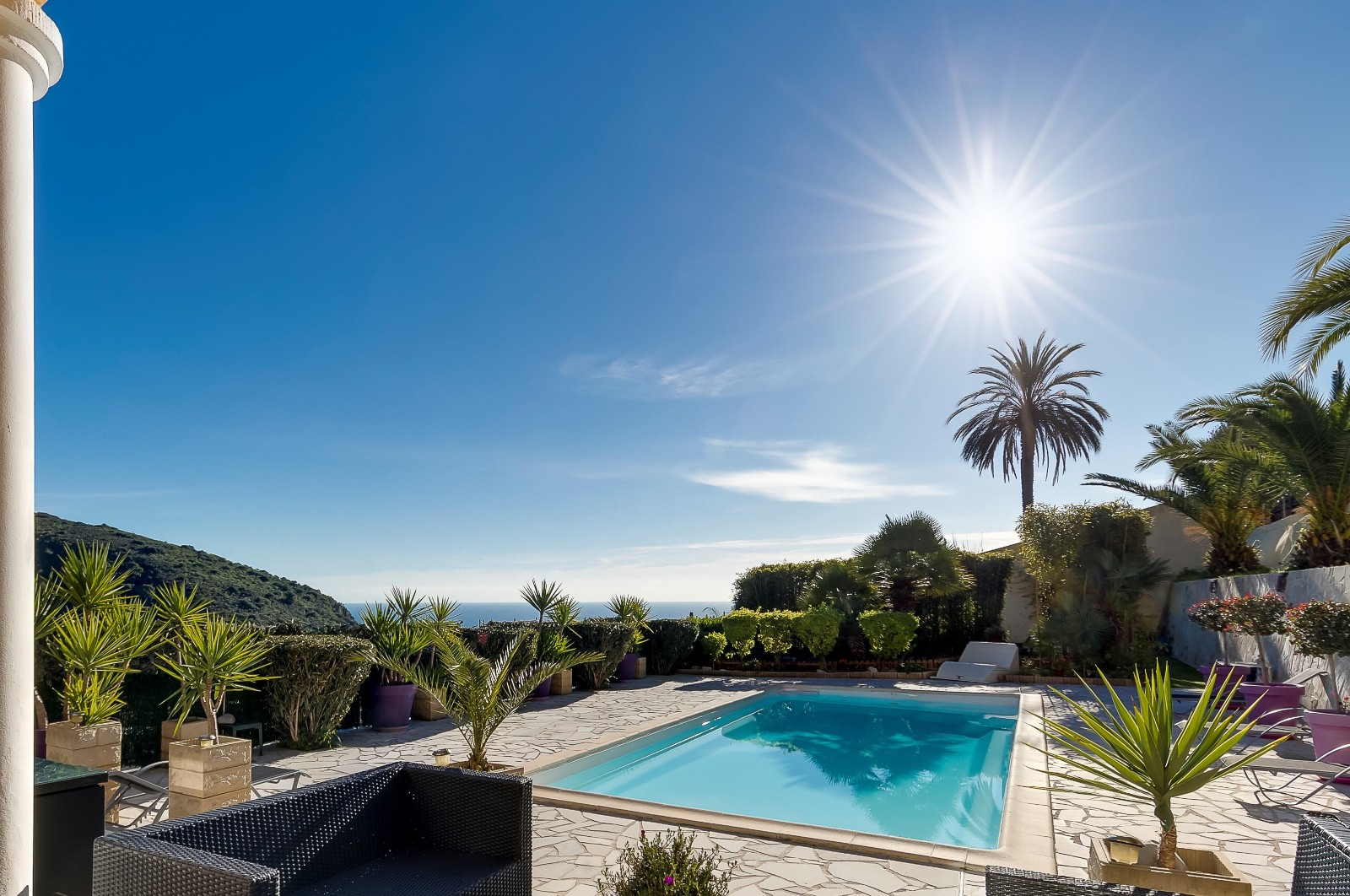 EZE - VILLA FOR SALE